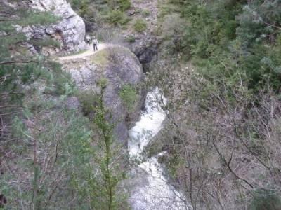 Salto del Nervión - Salinas de Añana - Parque Natural de Valderejo;laguna grande gredos senderismo